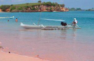 pink beach gili trawangan tour 3 hari