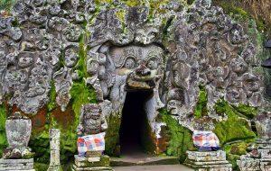 paket tour bali murah ke goa gajah